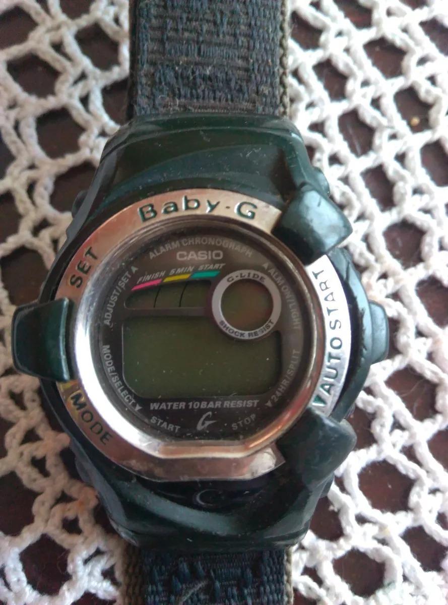 Casio G 99 Bgx Reloj Modelo 299 Bs5 Baby 170 mwvNn80