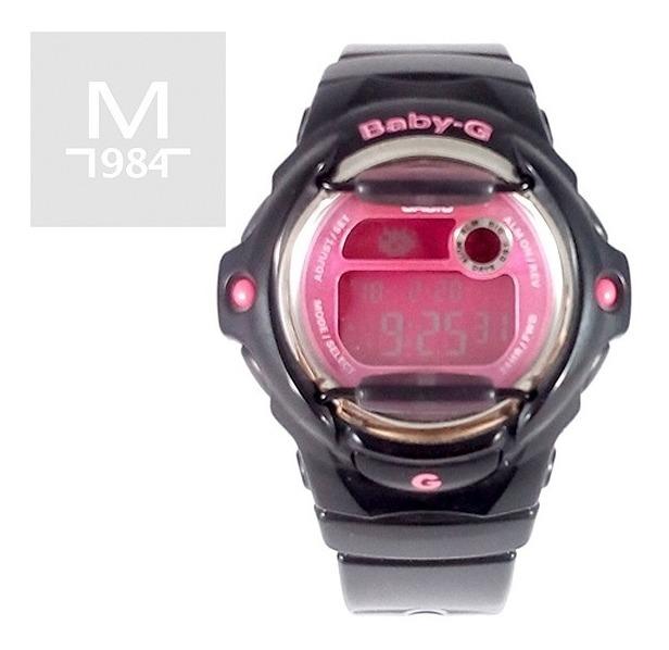 GolpesCronógrafoLuzAlarma GResiste Reloj Reloj Casio Baby DH29EI