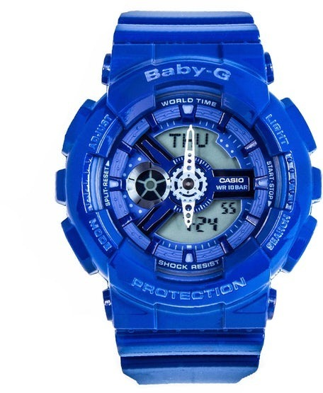 60a61b439b6c Reloj Casio Baby-g World Time Analógico Digital Ba-110bc-2a ...