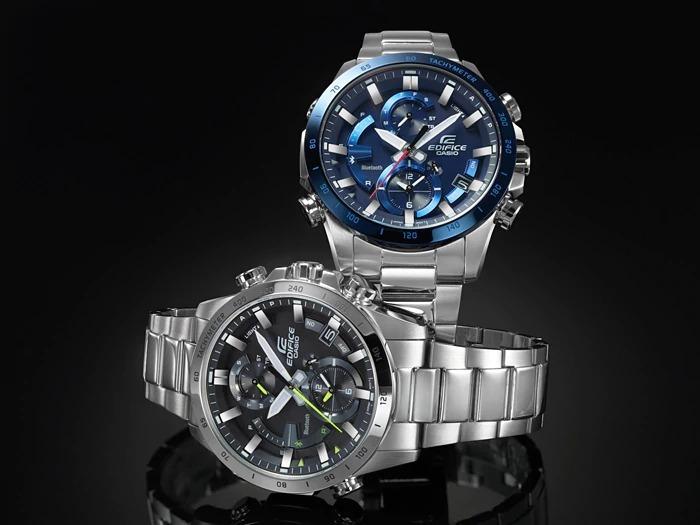 3762a1112cfb Reloj Casio Bluetooth Eqb-900d-1a Local Barrio Belgrano -   20.870 ...