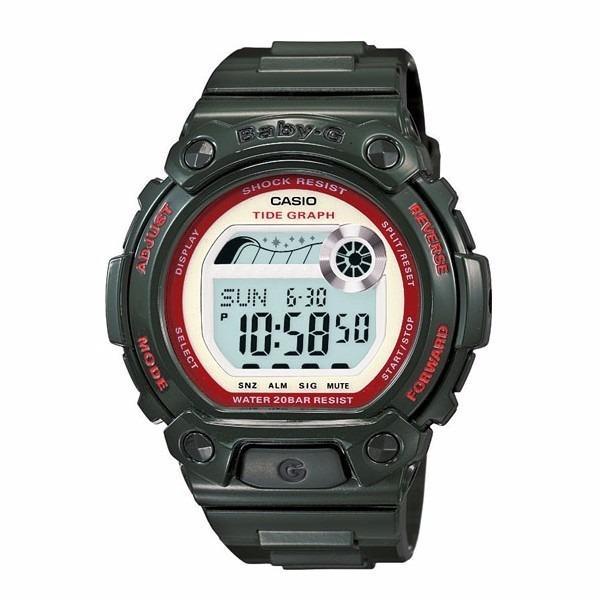 f6469242b167 Reloj Casio Blx-100-3 Baby-g Deporte Nautico Agente Oficial ...