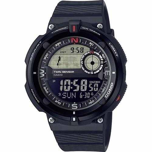 200646565551 Reloj Casio Brújula Termometro - Sgw-600h Liquidacion -   2.499