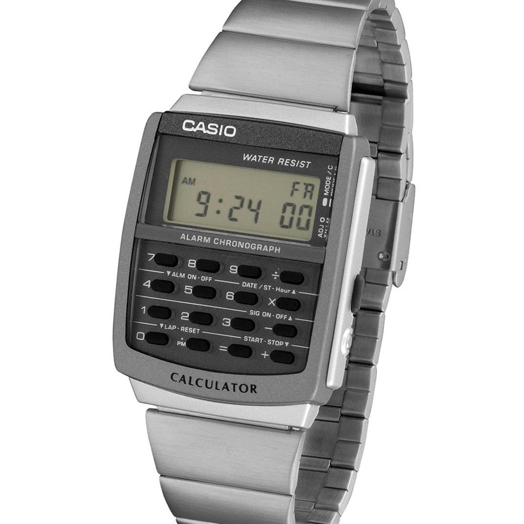 a001fb15b401 reloj casio ca-506 1d retro vintage calculadora cronometro. Cargando zoom.