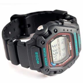 Reloj Digital 290 Dw Caballero Crono Casio Luz 1 Alarma Mod mnvN8y0wOP