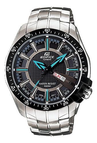 reloj casio caballero edifice ef-130d-1a2vu