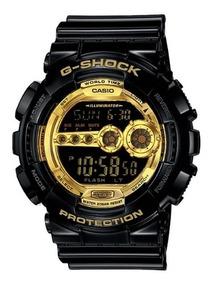 Reloj Casio Caballero Original Goma G shock Cas 104