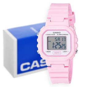 285dea78b14c Reloj Casio Rosa Plastico en Mercado Libre México