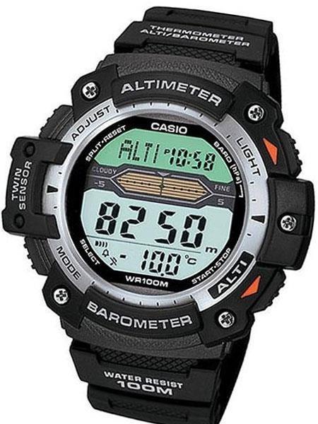 fbe18b94a1e1 Reloj Casio Con Altimetro barometro termometro Sgw-300h-1av ...