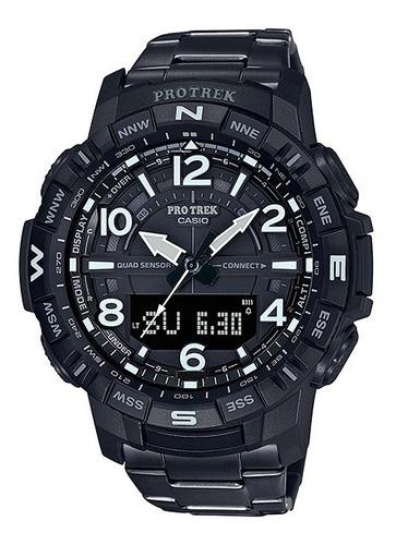 reloj casio connected prt-b50yt-1