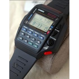 Reloj Casio Control Remoto Y Calculadora Original Coleccion