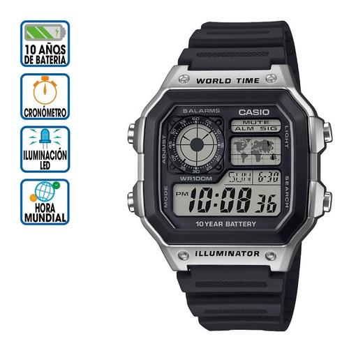 reloj casio core ae-1200wh-1