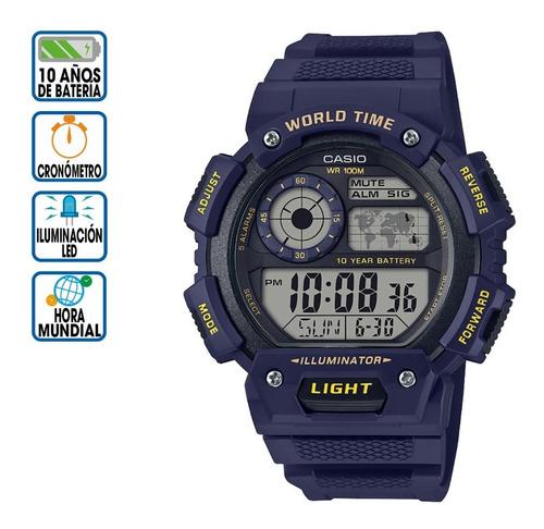reloj casio core ae-1400wh-2