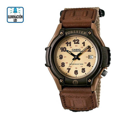 reloj casio core ft-500wc-5b
