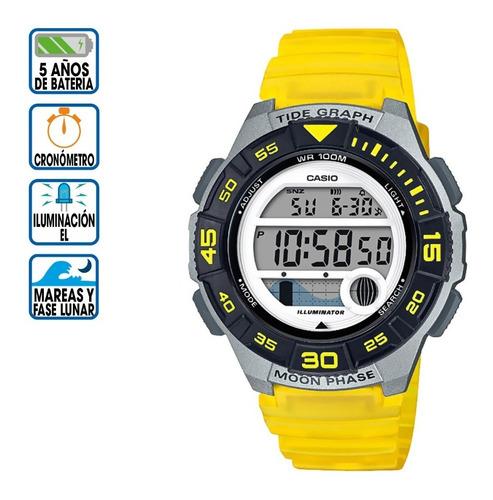 reloj casio core lws-1100h-9