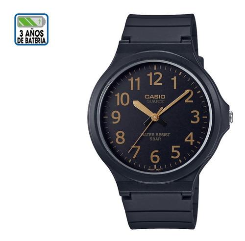 reloj casio core mw-240-1b2