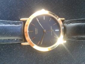 ecd15edc3d92 Reloj Casio Correa Cuero - Reloj Casio en Mercado Libre Venezuela