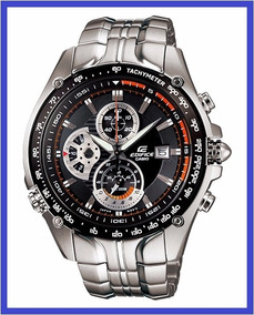 dbb07c6eb8e5 Reloj Casio Edifice Ef 535bk Hombres - Relojes Pulsera en Mercado Libre  Argentina