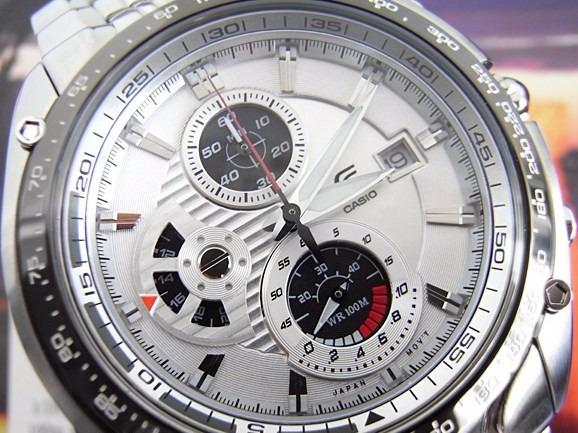 1c89b165c28 Reloj Casio Crono Ef 543 D Sebastian Vettel Red Bull