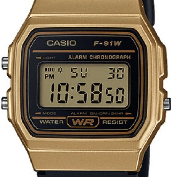 0284a391bfb3 Reloj Casio Cronometro F-91wm-9acf Envio Gratis Original -   1.799 ...