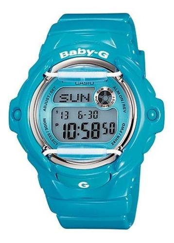 reloj casio dama baby-g bg-169r-2b