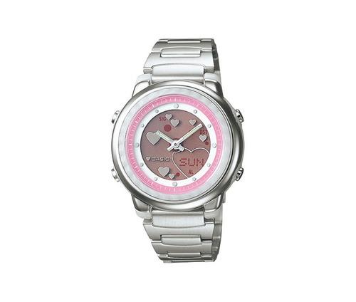 reloj casio dama law 25d 100% original garantia 5 años