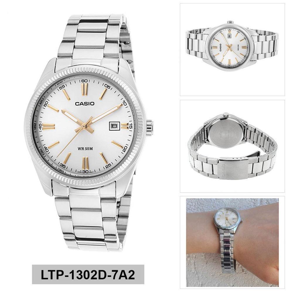 44f125bc1dff reloj casio dama ltp 1302d 7a2 agente oficial córdoba. Cargando zoom.
