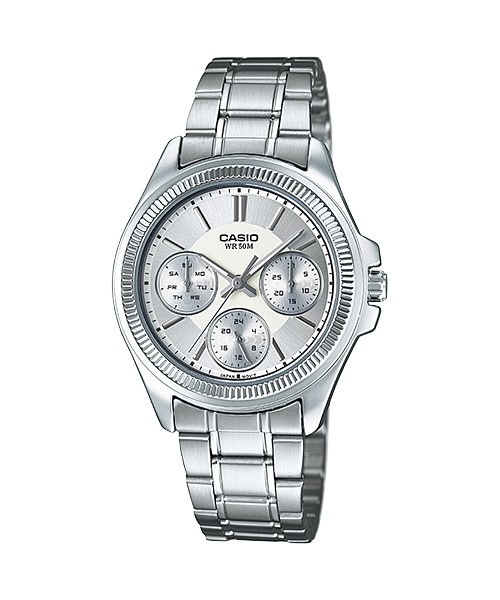 b4f82edc0bb3 Reloj Casio Dama Ltp-2088d-7a Original Local Barrio Belgrano ...