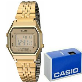 distribuidor mayorista 52058 a06e9 Reloj Casio Dama Vintage La680 Retro Original Oferta