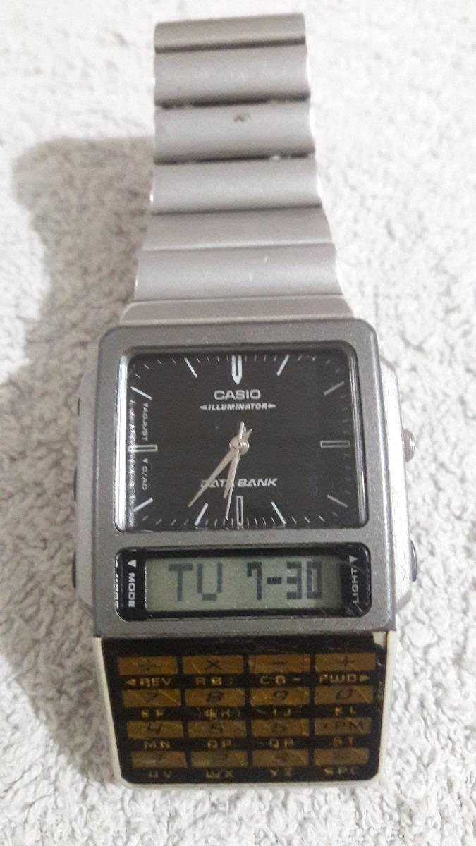 Casio Reloj CalculadoraRetro3 00 000 Bank Data xoWCQrdBe