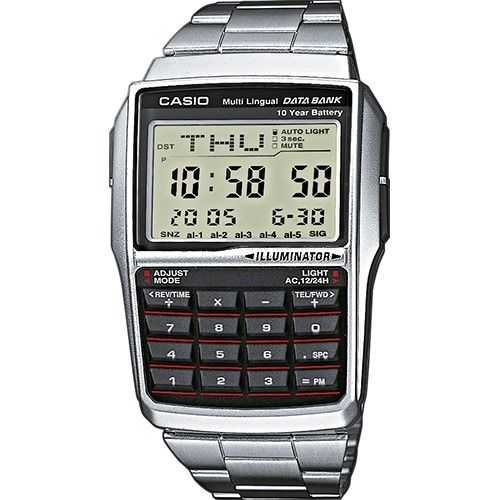 Modelo Nairobi 32d Reloj Casio Dbc Databank 1aVintage F1lTJ3uKc5
