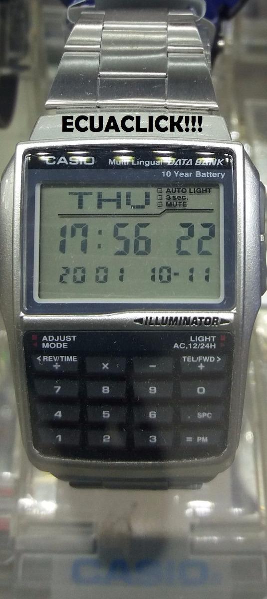 a82f7cec04ce reloj casio dbc-32 aceroinox original... no copias!!!! Cargando zoom.
