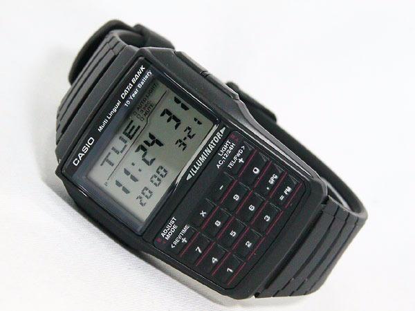 654cbd362b34 Reloj Casio Dbc 32 Calculadora -   155.000 en Mercado Libre