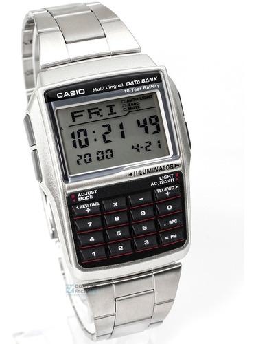 reloj casio dbc32 caucho + dbc32 metal :- oferta especial -: