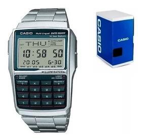 Bank Dbc32 Casio Caballero Reloj Data Calculadora 4RLAq3c5j