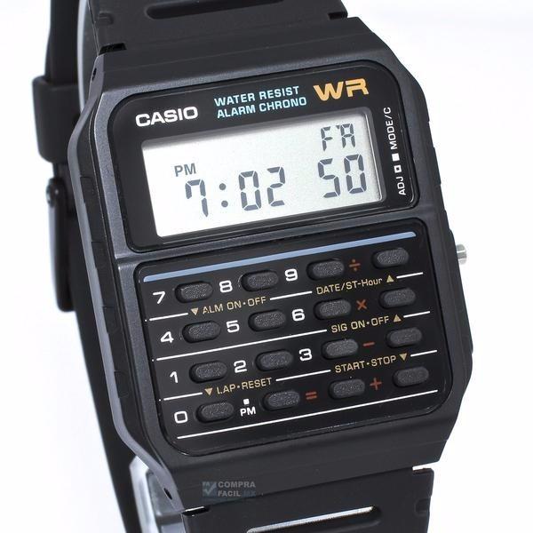 f1e72c852935 Reloj Casio De Calculadora Ca53 - Retro Vintage - Clásico -   399.00 ...