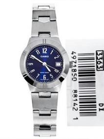 5d7cc83c4176 Reloj Casio Azul Marino - Reloj de Pulsera en Mercado Libre México