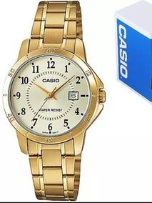 24095afae8a1 Reloj Casio De Dama 3363 Ltp V004 - Reloj de Pulsera en Mercado Libre México