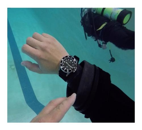 reloj casio de hombre mdv-106-1av de buceo 200mts |watchito|