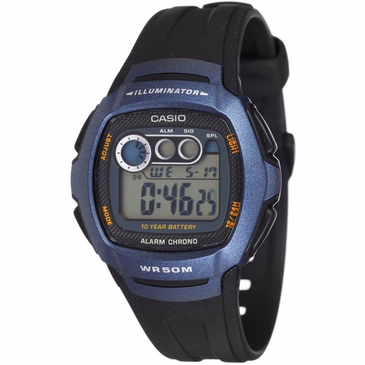 f9bb7ed2b2a3 Reloj Casio De Hombre