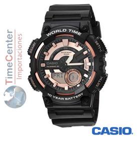 Negro Aeq Casio Reloj Deportivo 110w 1a3v trdQhsCx