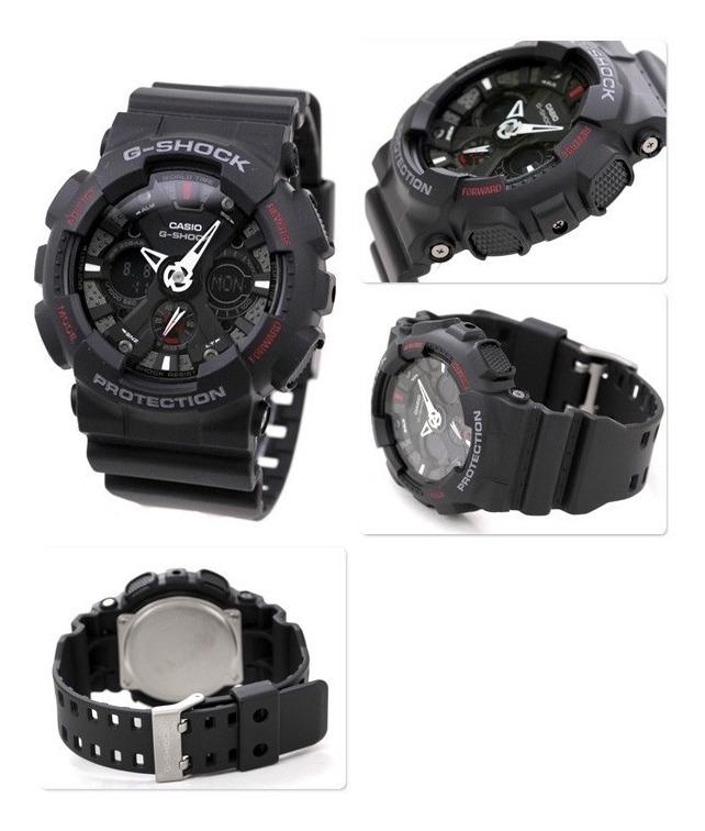 1a Shock Casio 120 Original Reloj Deportivo Ga G Lq34AjR5c