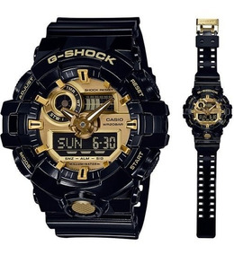 Original Casio G Ga 1a 710gb Reloj Deportivo Shock j3ALq54R