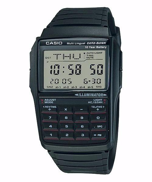 3c60eece0a66 Reloj Casio Digital Alarma Crono Calculadora Mod Dbc-32-1a ...