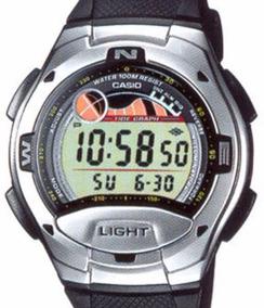 ff155eb03 Reloj Casio W 753 Hombres Caucho - Relojes Pulsera en Mercado Libre  Argentina
