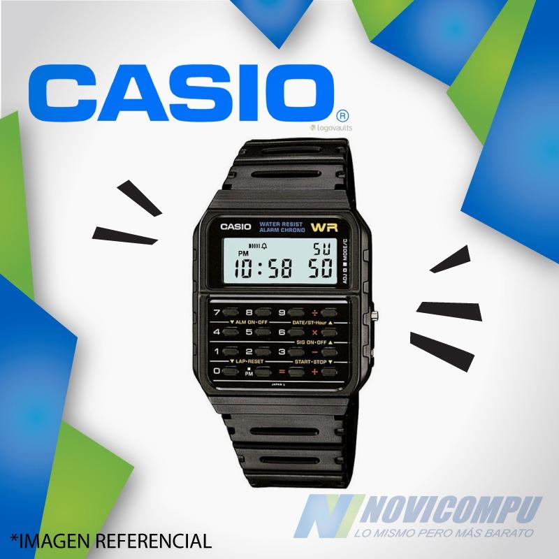 Reloj Con Casio Digital Con Casio Digital Digital CalculadoraAlarmaCronometro Casio Reloj Reloj CalculadoraAlarmaCronometro Con NwZnO80PXk