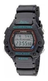 Reloj Casio Digital Hombre Dw 290 1v Relojesymas