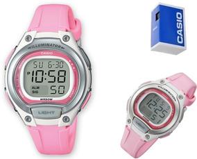 México Libre Digital Reloj Casio Rosa Mercado Relojes En thdsQr