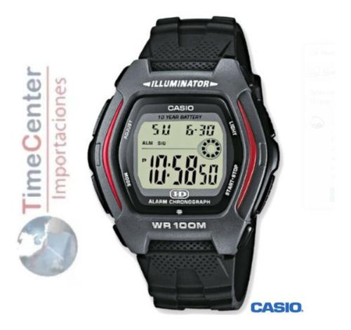 reloj casio digital para hombre hdd-600-1av