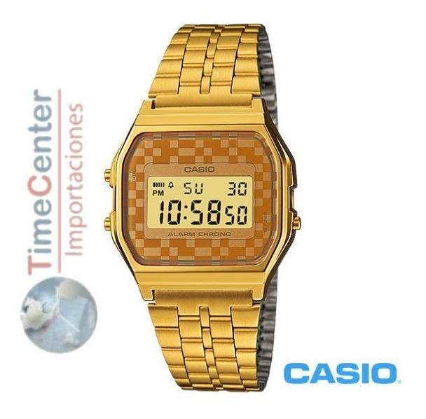 Y Mujer Casio A159wgea Reloj Para Digital Hombre e9WYDHIbE2