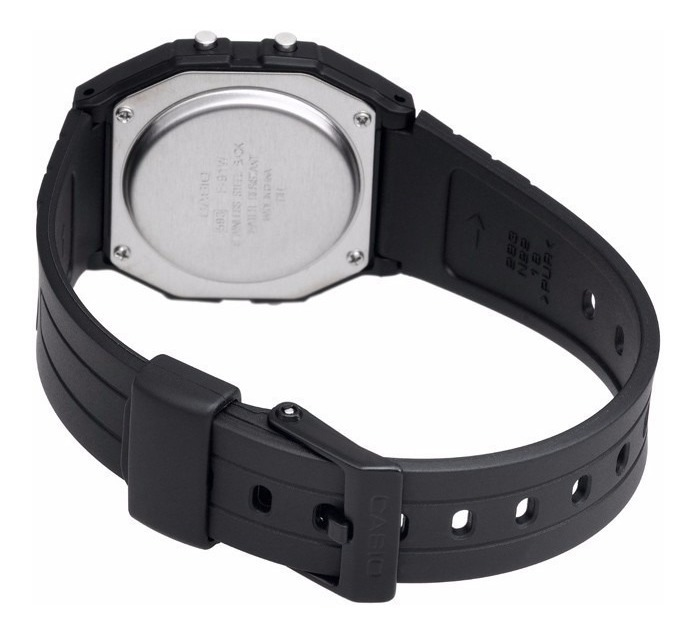 Reloj 59 Retro 1v W Sumergible Digital Casio Megawatches iwuPZXTOk